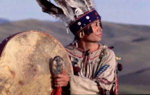Молодой шаман